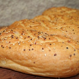 Quinoa Roll